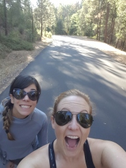 Yosemite with Holly 2015