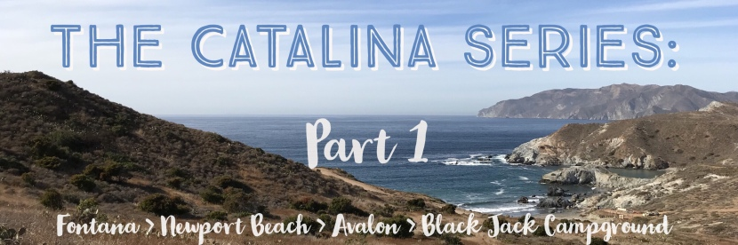 The Catalina Series – Part1