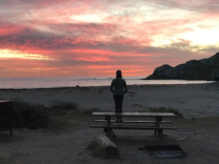 Those Catalina sunsets